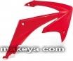 Пластмаси радиатор Honda CRF250