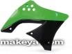 Пластмаси радиатор Kawasaki KX250F