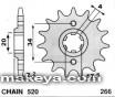 Преден пиньон за мотор  №266
