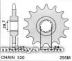 Преден пиньон за мотор  №295M