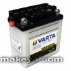 Акумулатор за мотор YB3L-A VARTA