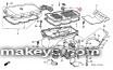 Въздушен филтър за HONDA 17210-MCB-960