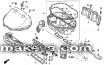 Въздушен филтър за HONDA 17210-MCJ-003