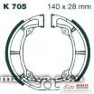Накладки за мотоциклет  K705