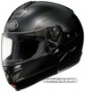 Каска SHOEI Multitec Flip-Up BLACK