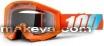 Очила 100% STRATA ORANGE