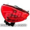 Motorcycle tail light 11737