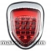 Motorcycle tail light 11783