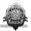 Motorcycle tail light 12175