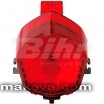 Motorcycle tail light 12179