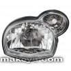 Motorcycle Headlight 12407