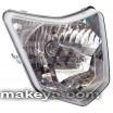 Motorcycle Headlight 12409