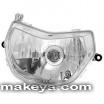 Motorcycle Headlight 12421
