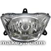 Motorcycle Headlight 12429