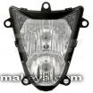 Motorcycle Headlight 12447