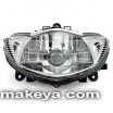 Motorcycle Headlight 13855