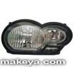 Motorcycle Headlight 13856