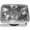Motorcycle Headlight 14051
